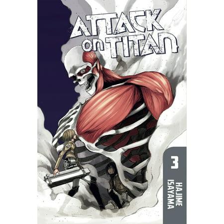 Attack On Titan  Volume 3