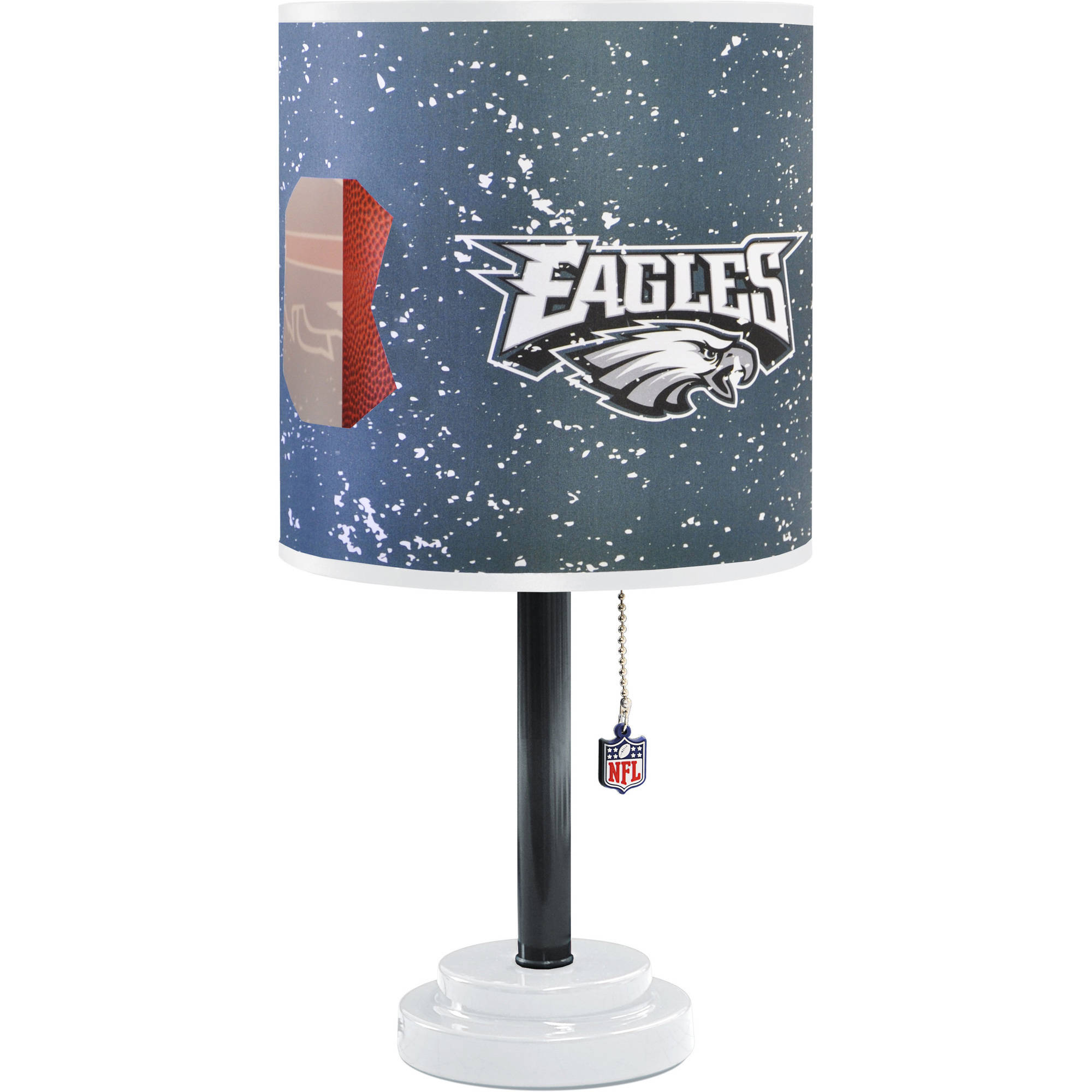 Philadelphia Eagles Die-Cut Table Lamp