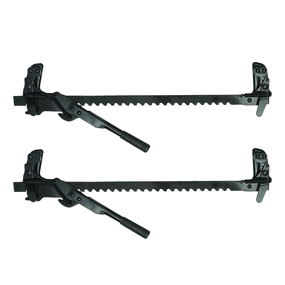 RanchEx Standard Duty Smooth Barbed Wire Fence Stretcher Bar Tool (2 Pack) by RanchEx
