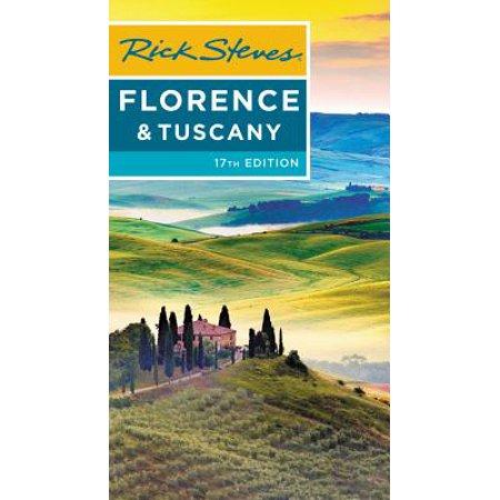 Rick steves florence & tuscany - paperback: