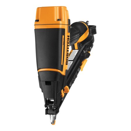 Bostitch Smart Point Pneumatic 15 Ga. Finish Nailer Kit
