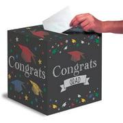 Chalk It Up Grad Card Box