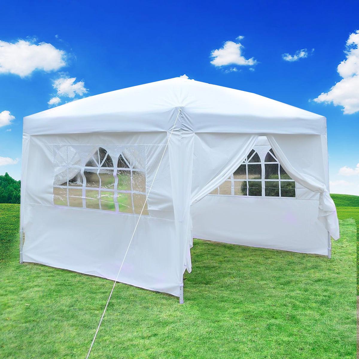 eWarehouseDirect Outdoor 10â€X10†Canopy EZ POP UP Tent Gazebo Wedding Party Shelter Carry Bag by