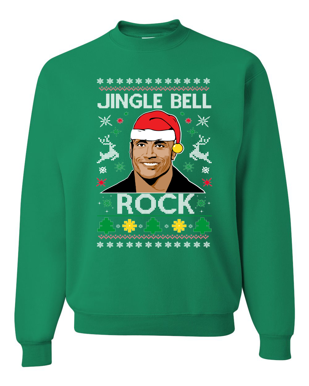 Any Man Dont Wanna Get Killed Ugly Christmas T-Shirt