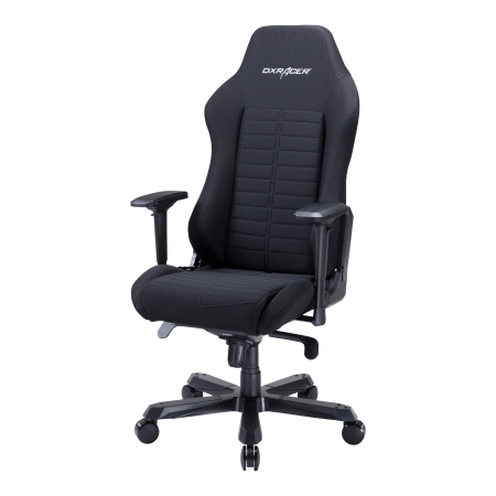 DXRacer Iron Series Black - Strong Mesh Cloth - OH/IS132/N - Ergonomic, High Back, Reclining, Gaming \ E-Sports \ Office Chair ()