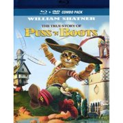 The True Story Of Puss'n Boots (Blu-ray) (Widescreen)