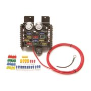 Painless Performance 50101 PAN50101 FUSE BLK UNIV 12CIRCUIT RAC