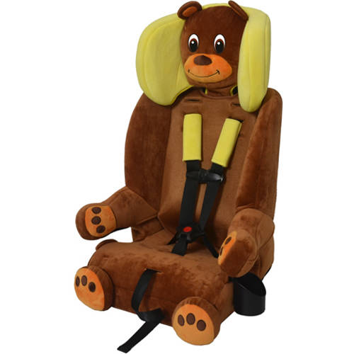 Sentry Baby Products Guardimals 3-in-1 Harness Booster Car Seat, Bear by Sentry Baby Products
