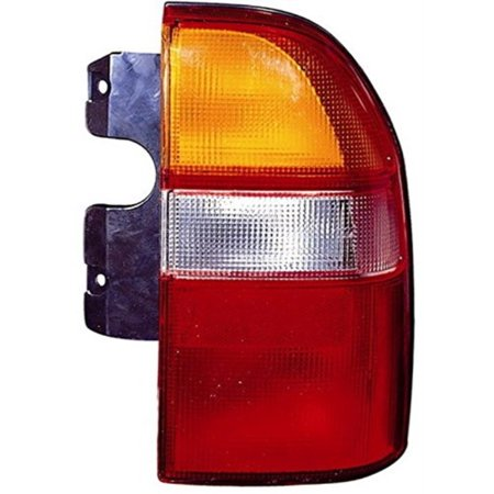 Depo 318-1906R-AS Suzuki/Chevrolet Passenger Side Replacement Taillight Assembly