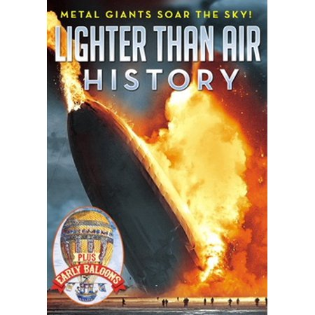 Aio Pocket (Lighter Than Air History: The History of Airships, Blimps & Zeppelins (DVD))