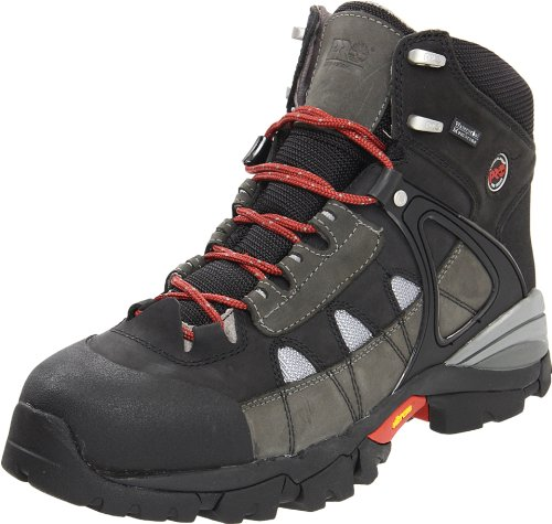Timberland PRO Men's Hyperion Waterproof Work Boot,Gray Gray,15 M US by Timberland PRO