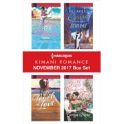 Harlequin Kimani Romance November 2017 Box Set - eBook