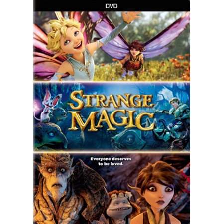 Strange Magic (DVD) - Magic Halloween Escape 2