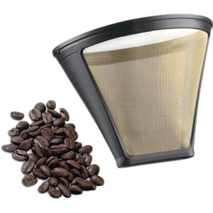 GTF-4 Gold Tone Coffee Filter