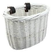 SUNLITE Basket Sunlt Ft Willow Mini Wht Strap-On9.75X6X7.5