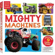 Mighty Machines : Includes 9 Chunky Books