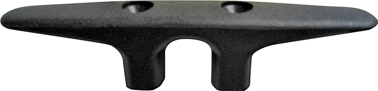 Click here to buy Multinautic 35010 Dock Cleat, 6 in Length, Nylon, Black by Distribution Multi Onli.
