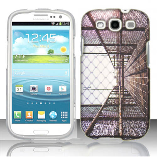 Mundaze Caged Phone Case Cover for Samsung Galaxy S3