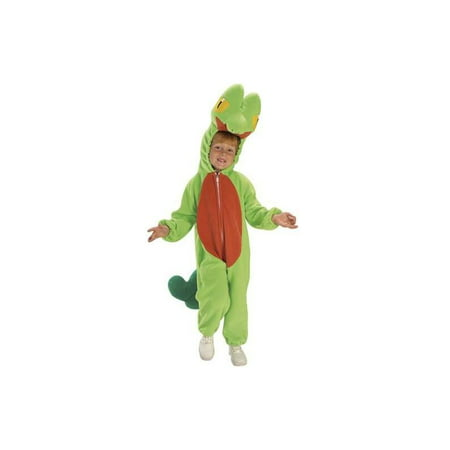 Child Wood Gecko Costume - Geico Gecko Costume