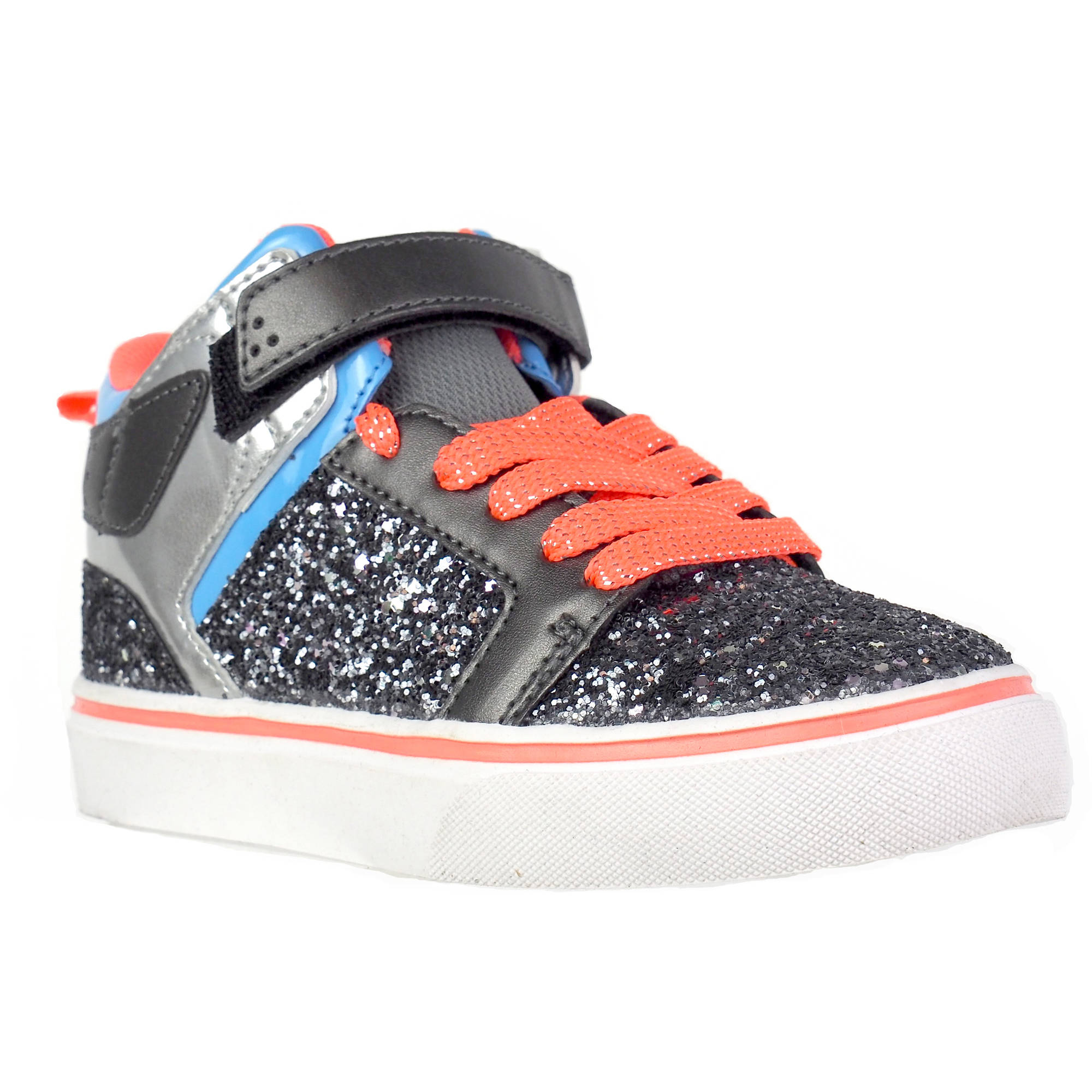 Ocean Pacific Girls Chunky Glitter Athletic Shoe