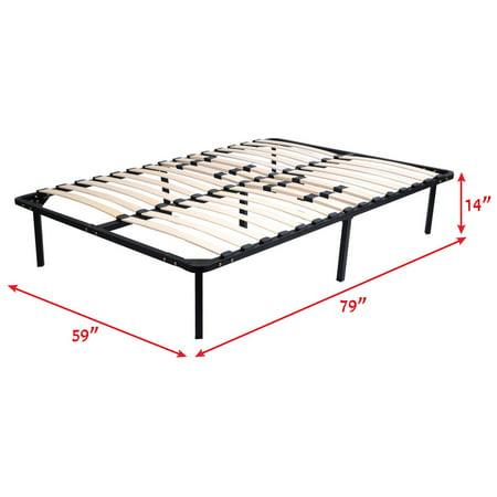 Queen Platform Bed Foundation