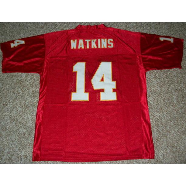Sammy Watkins Jersey #14 Kansas City Unsigned Custom Stitched Red Football New No Brands/Logos Sizes S-3XL
