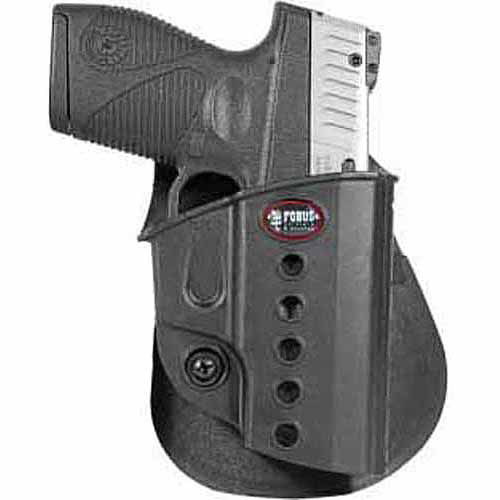 Fobus Roto Evolution Series Holster for Walther PPS, Cubic Zirconia 97B, Taurus PT-709 Slim by Fobus