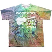 Woodstock On The Hill Big Boys Sublimation Shirt