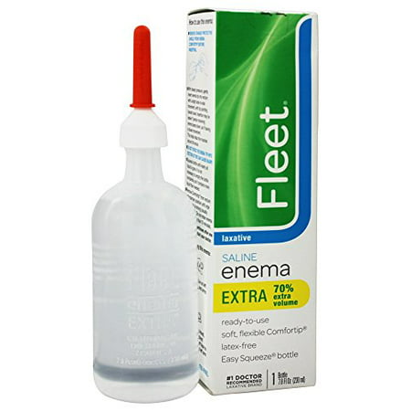 Fleet Extra Cleansing - Relief Enema 7.80oz Each