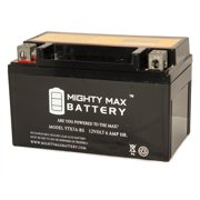 YTX7A-BS 12V 6AH Sealed AGM Battery for Motorcycle