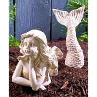 2-Pc. Mermaid Garden Statue CMM