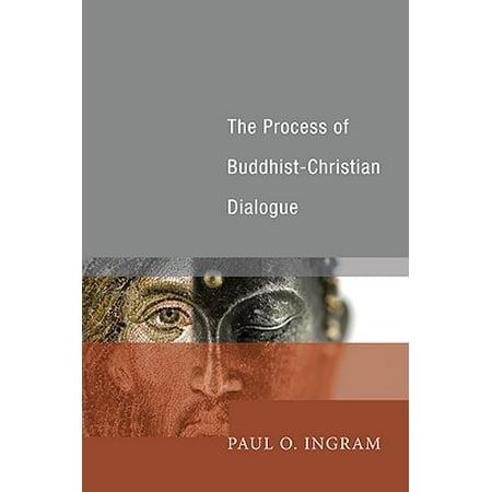 The Process of Buddhist-Christian - Process Stock