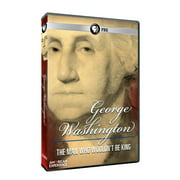 American Experience: George Washinton: The Man Who Would Be King (DVD)