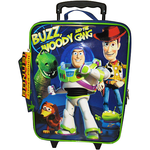 Disney Toy Story Pilot Case, Blue