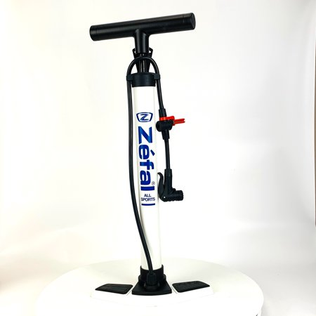 Zefal All Sports High Volume Pump (Bicycle & Sport Ball Needle)