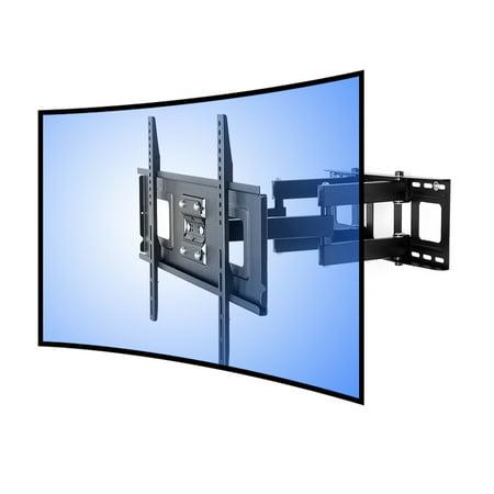 FLEXIMOUNTS-CR1-Curved-Panel-TV-Wall-Mount-Bracket-for-32-65-UHD-OLED-4k-Samsung-LG