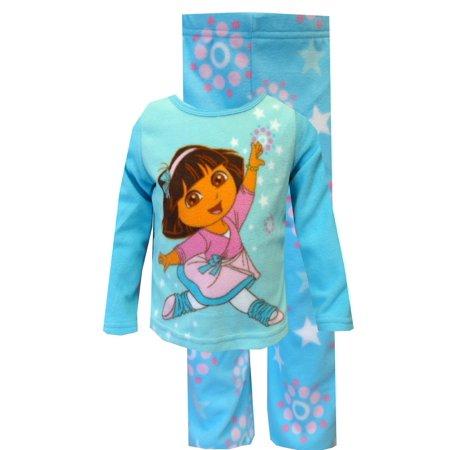 - Dora the Explorer Ballerina Infant Cozy Fleece Pajama Set