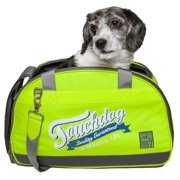 Touchdog Original Wick-Guard Water Resistant Fashion Pet Carrier