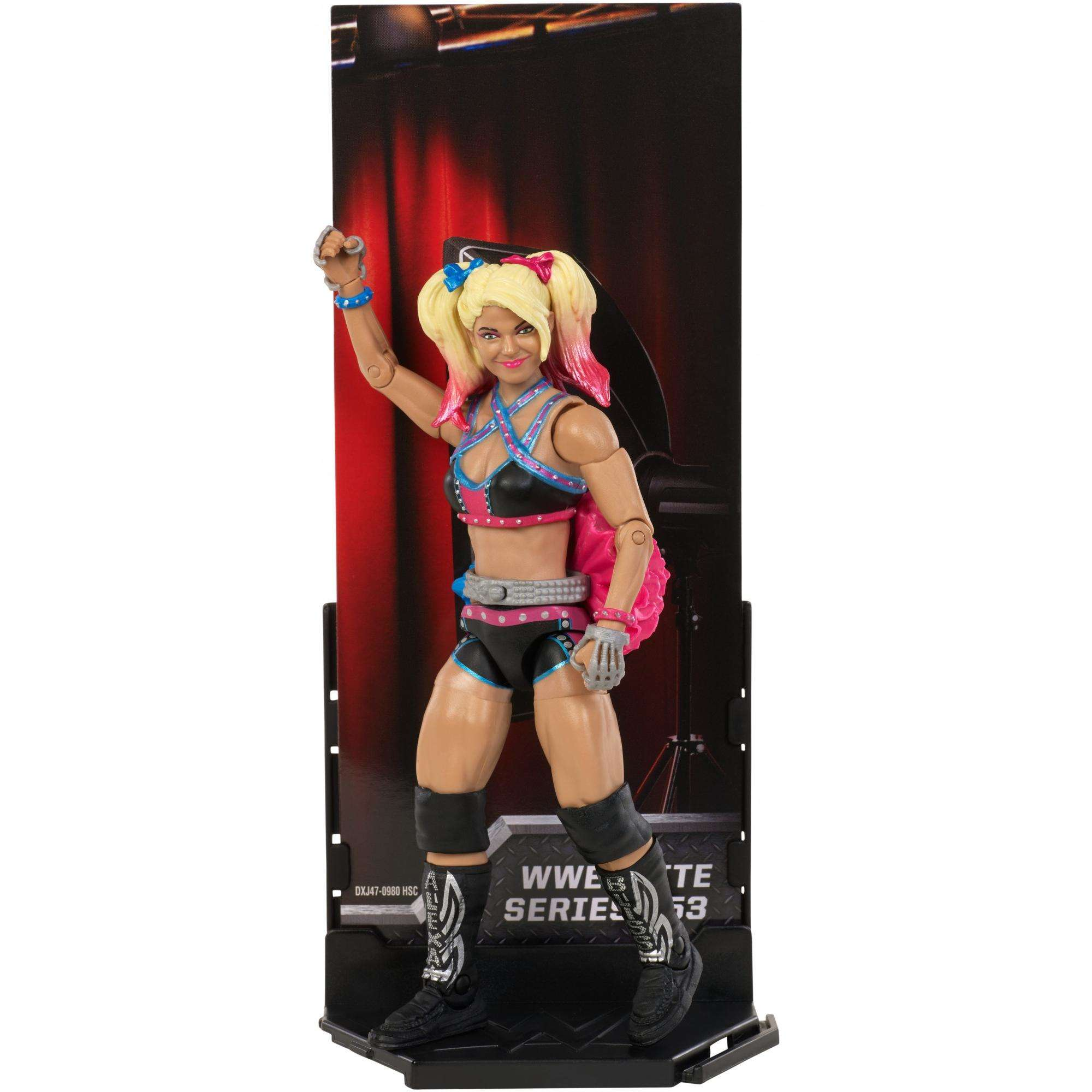 Alexa Bliss WWE Elite 53 Toy Wrestling Action Figure by Mattel