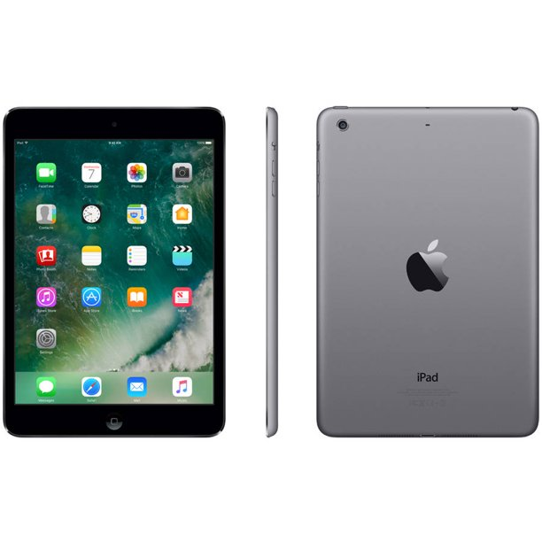Apple Ipad Mini Wifi Cell 32gb Sp Gray Att