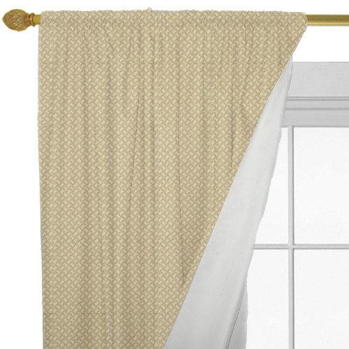 Roc-Lon Bali Curtain Panel