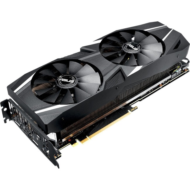 ASUS DUAL NVIDIA RTX 2070 Overclocked 8G VR Ready Gaming Graphics Card Turing Architecture (DUAL RTX2070-O8G)