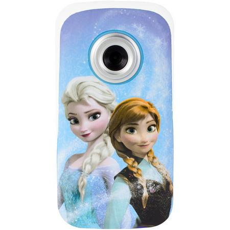 Sakar 38327-WINT Disney's Frozen Snapshots Digital Video Camcorder with 1.5-Inch Screen - Frozen Camera