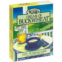 Wolffs Cream of Buckwheat Hot Cereal, 13 oz, (Pack of 6)