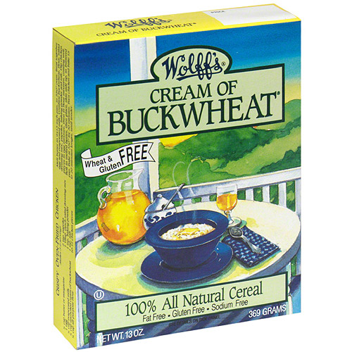 Wolff���s Cream of Buckwheat Hot Cereal, 13 oz, (Pack of 6)