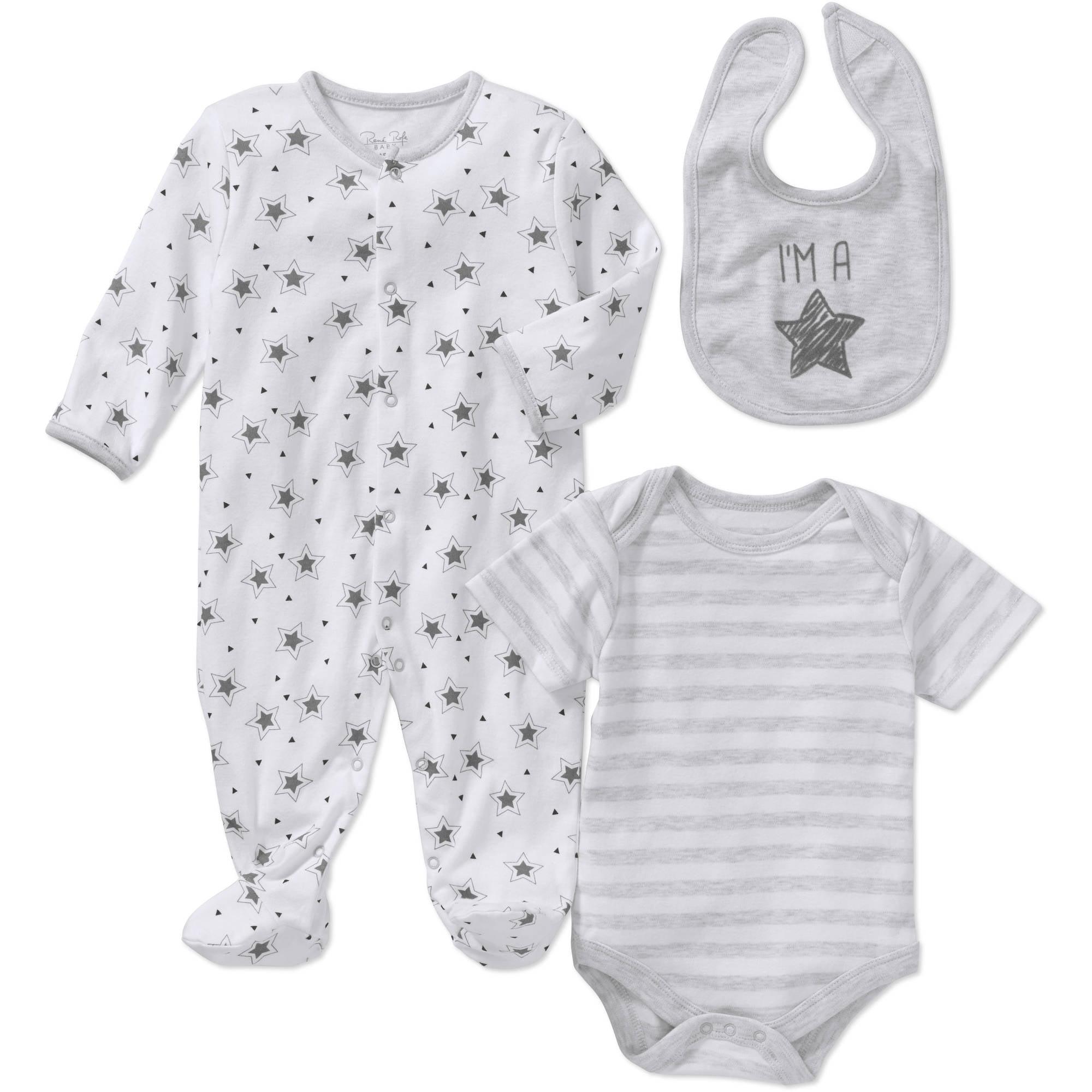 Newborn Boy 3pc Take-Me-Home Set