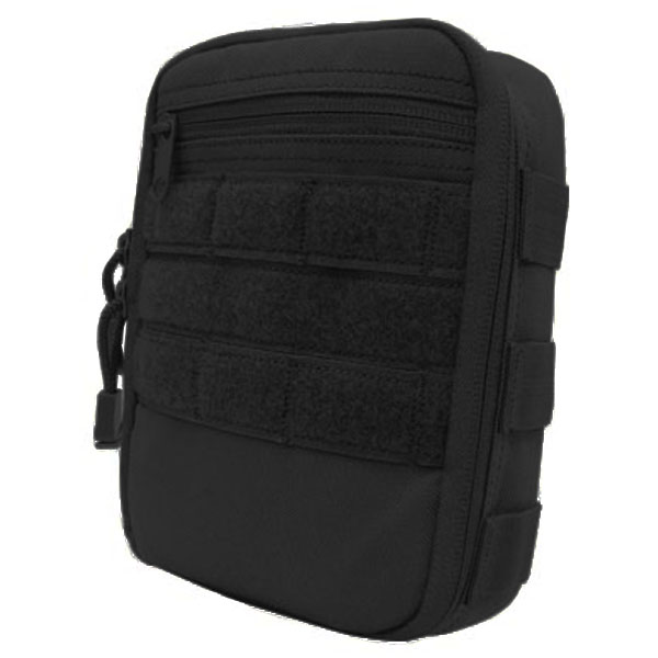 Condor MA64 Side Kick Tool Flashlight Accessory MOLLE Pouch Holster - Black
