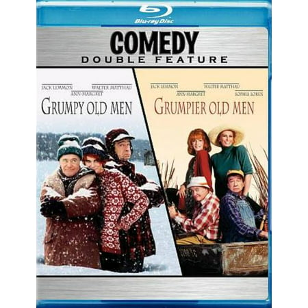 Grumpy Old Men/Grumpier Old Men Blu-ray Disc - image 1 of 1