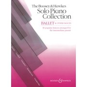 The Boosey & Hawkes Solo Piano Collection: Ballet & Other Dances (Various) (Sheet Music/Songbook)