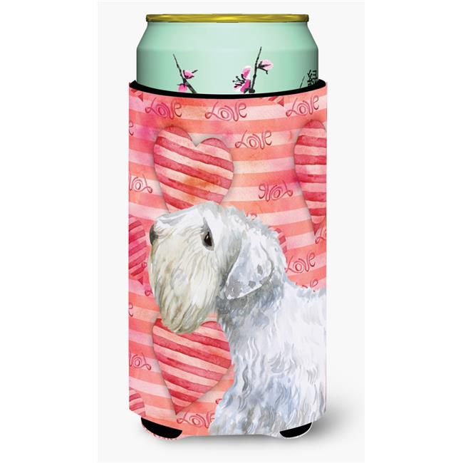 Carolines Treasures BB9771TBC Sealyham Terrier Love Tall Boy Beverage Insulator Hugger - image 1 de 1